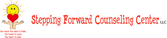 Steppingforward Logo