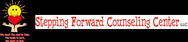 Steppingforward Logo