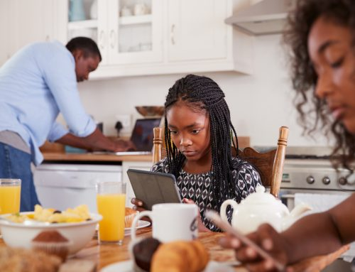 The Importance of Connecting Daily With Your Kids