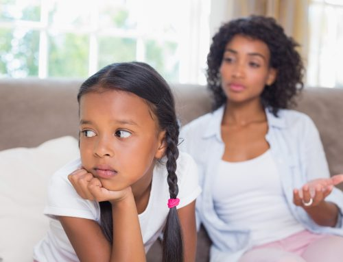 What to Do When Your Child Won't Talk to You