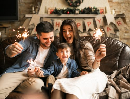 How to Create Family Goals for the New Year
