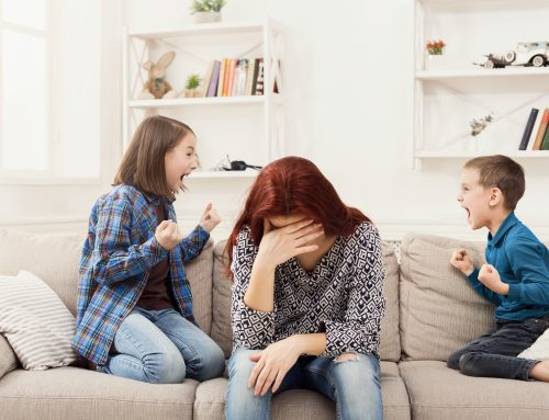 4 Ways to Calm Yourself When Dealing With Your Child's Potent Emotions