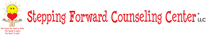 Stepping Forward Counseling Center Logo