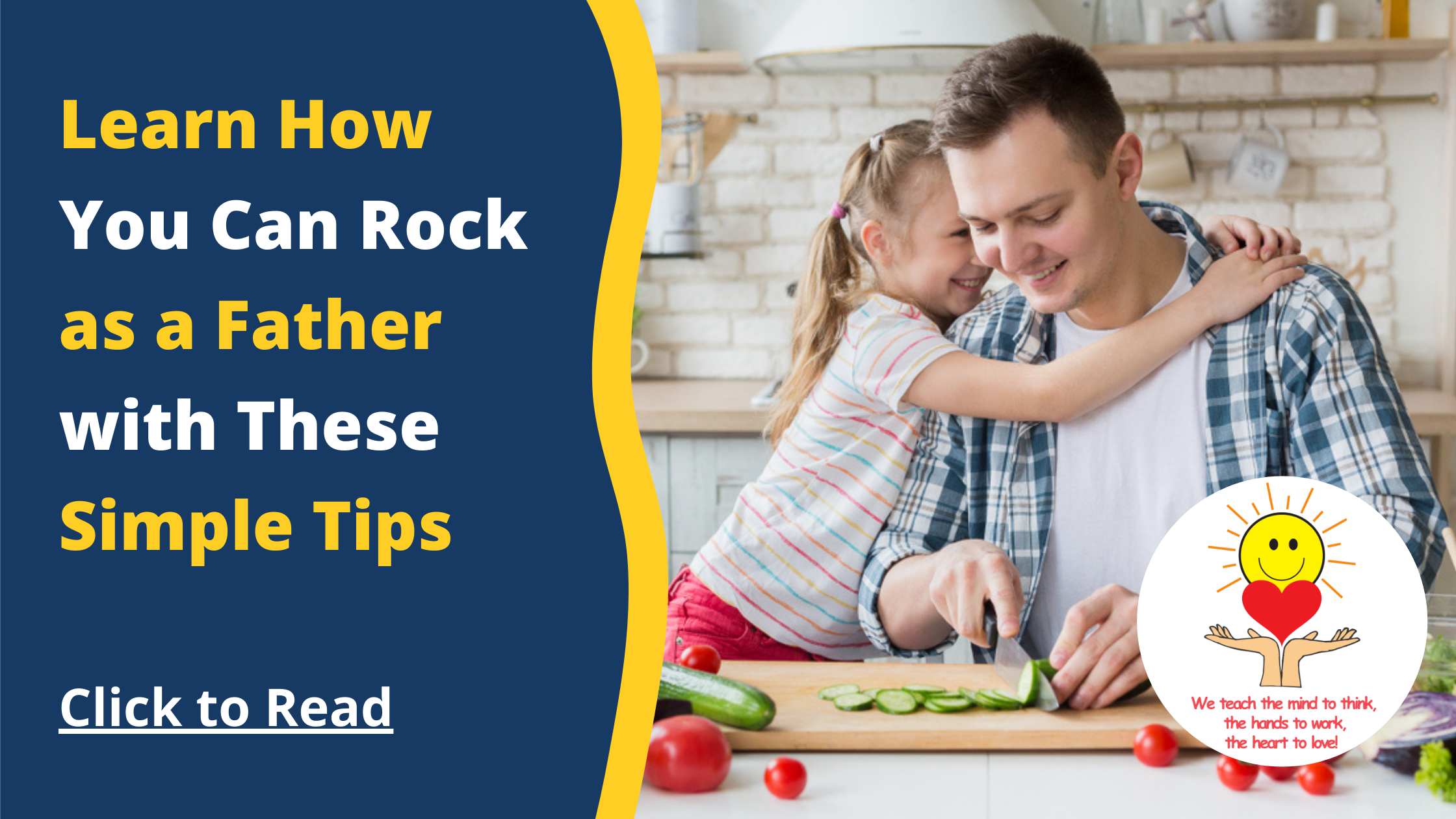 Learn How You Can Rock a a Father with These Simple Tips