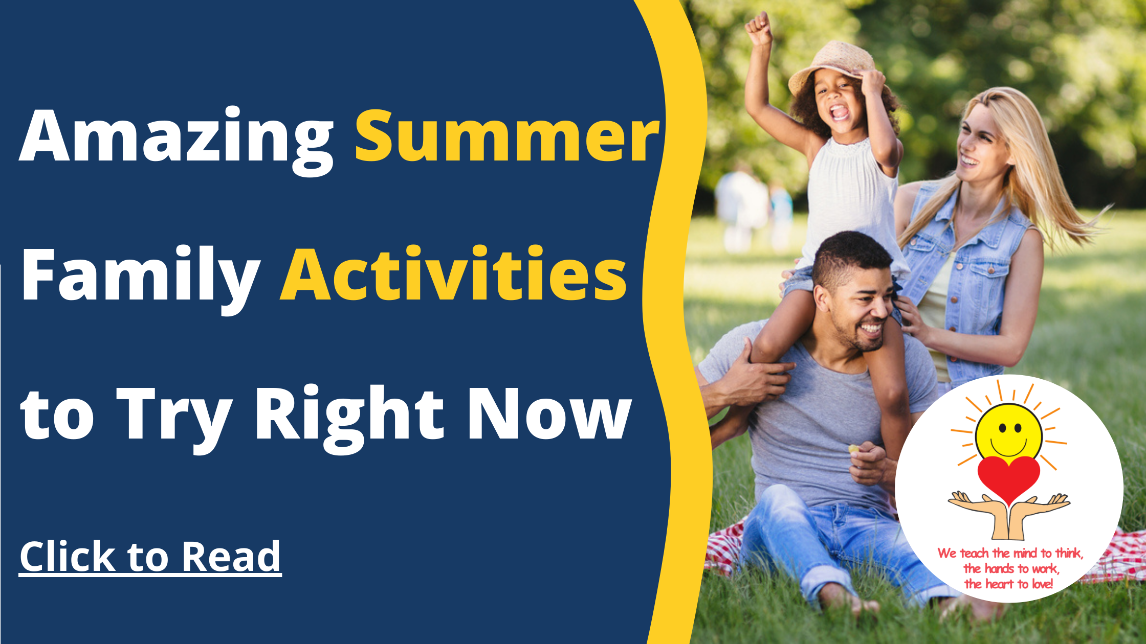 Amazing Summer Family Activities to Try Right Now