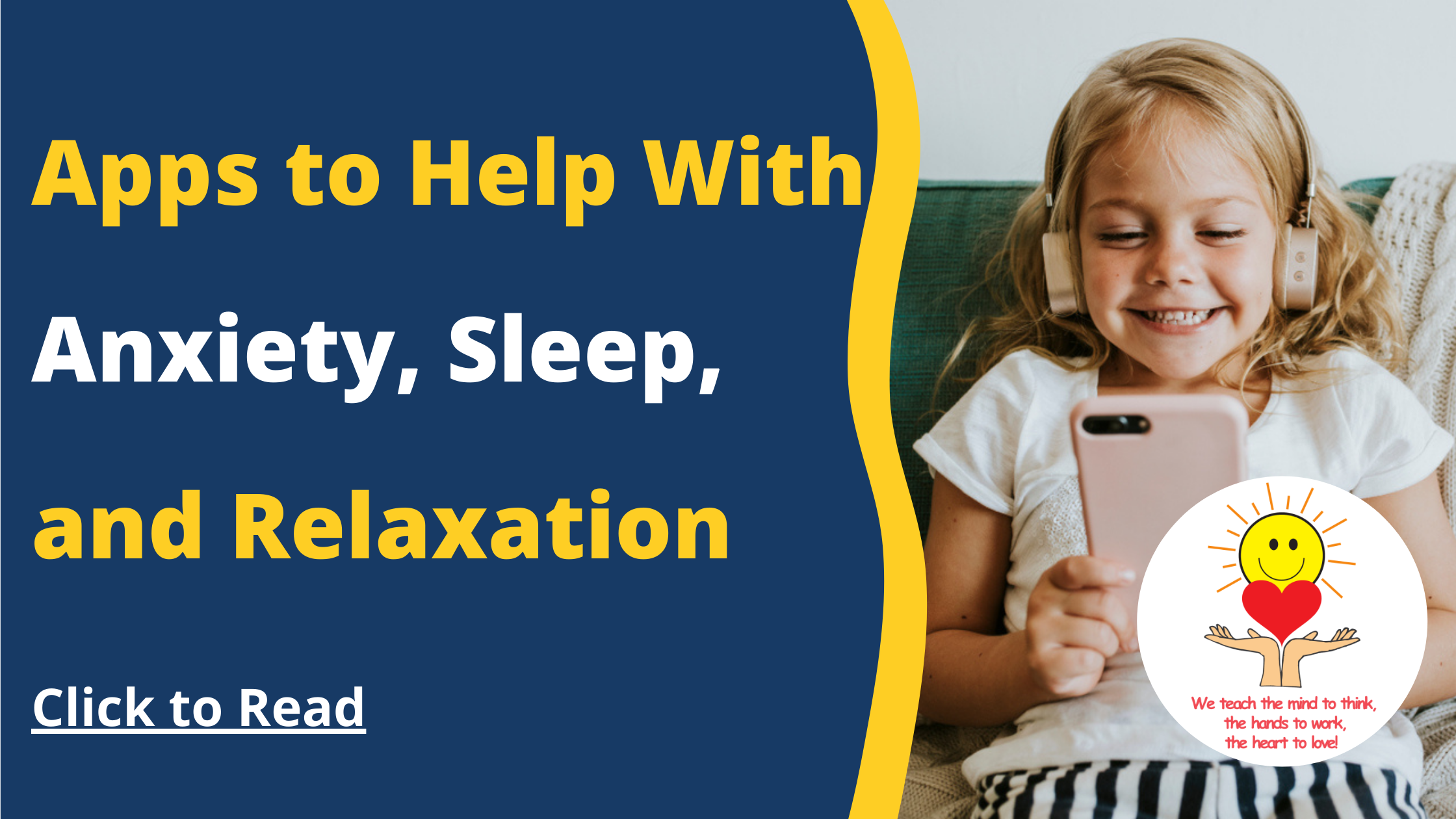Apps to Help With Anxiety, Sleep, and Relaxation