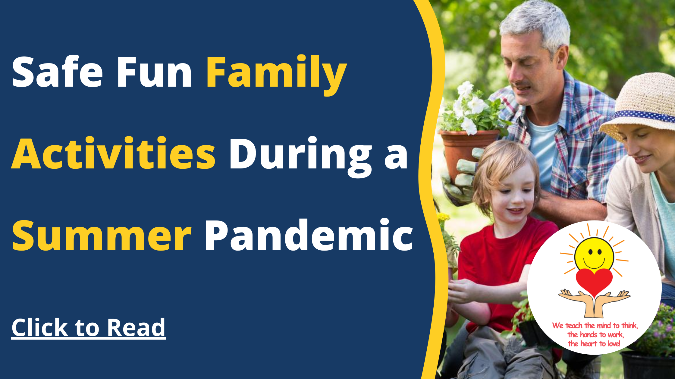 Safe Fun Family Activities During a Summer Pandemic