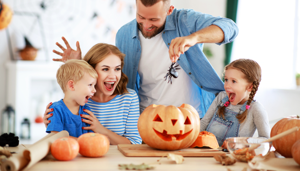 Tricks and Treats of Parenting