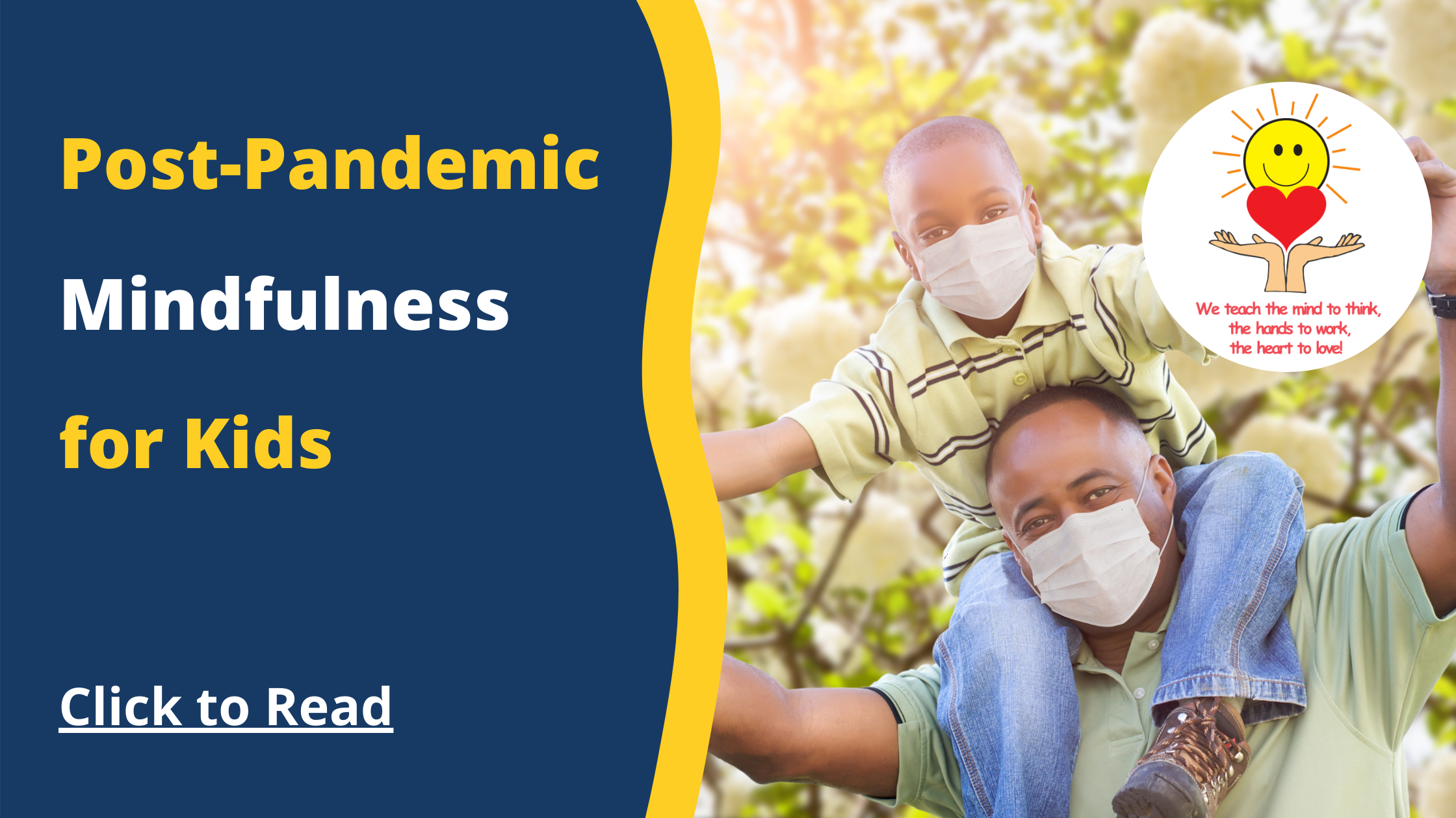 Post-Pandemic Mindfulness for Kids